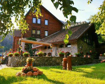 Un loc de basm Fortuna Eco Boutique Hotel Băile Tușnad